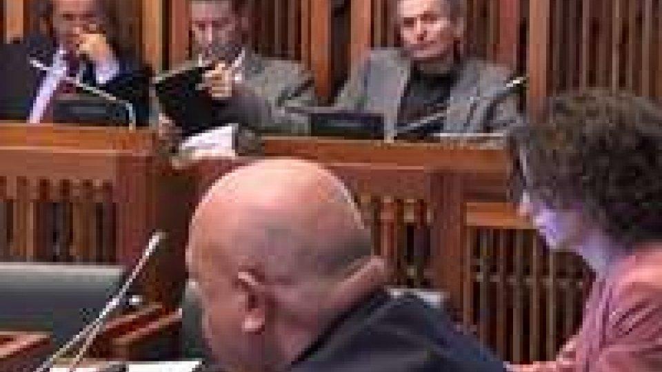 Incontro Riccardi-Casini: tavolo congiunto fra commissioni esteri sammarinese e italiana al SenatoIncontro Riccardi-Casini: tavolo congiunto fra commissioni esteri sammarinese e italiana al Senato