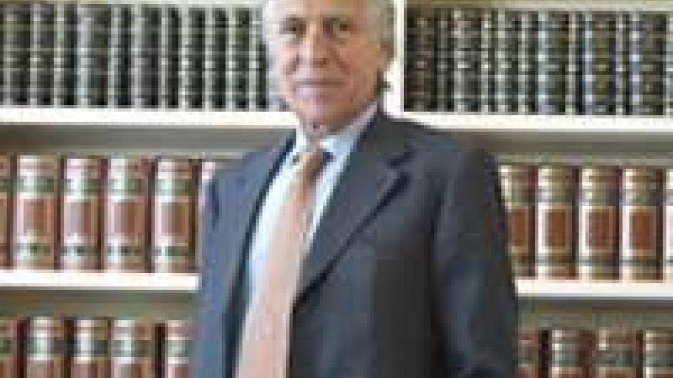 Alberto Maffei Alberti, ex presidente di Ber Banca