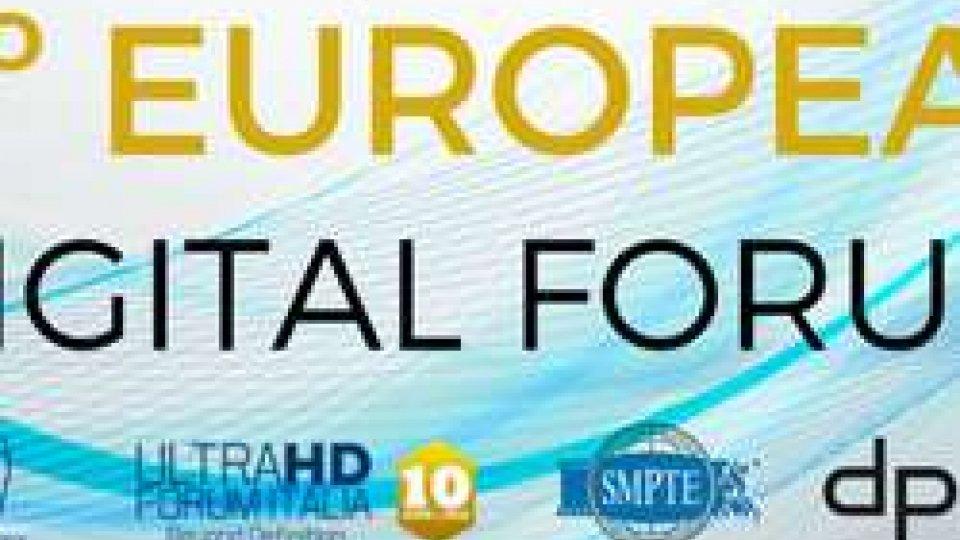Lucca 2017: 14° edizione del Forum Europeo Digitale, presente anche San Marino Rtv