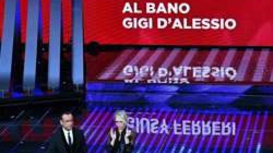 Sanremo: fuori Al Bano, Ron, Giusy Ferreri e Gigi D'Alessio. Lele vince tra le nuove proposte