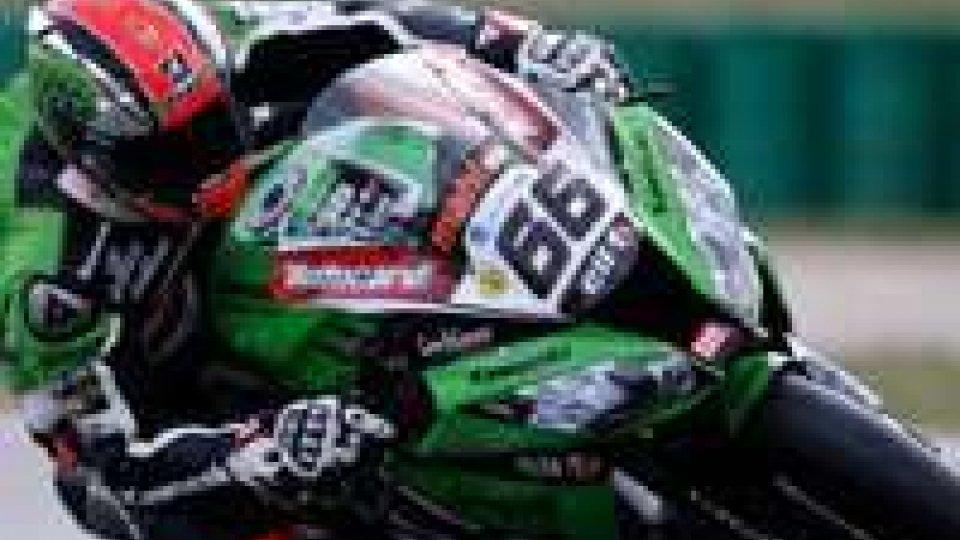 Superbike, ad Assen vincono Tom Sykes e Eugene Laverty