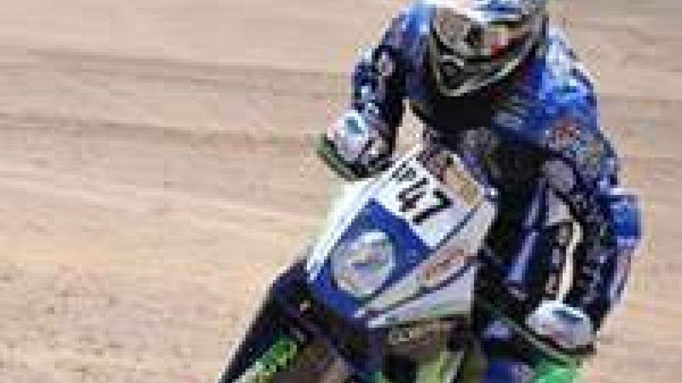 Dakar: continuano i problemi per Zanotti: ieri 139° in tappa.Dakar 2013: continuano i problemi per Zanotti: ieri 139° in tappa