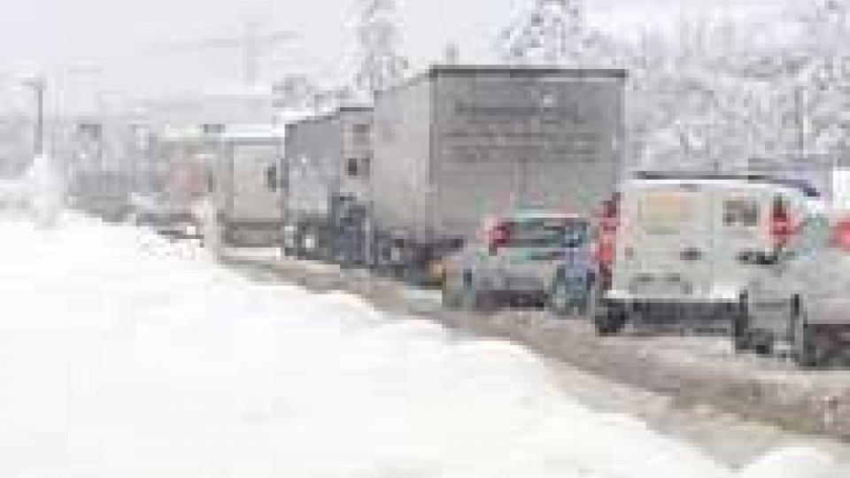 In Emilia Romagna già pronti i conti lasciati dalle nevicate, da Bologna a Rimini