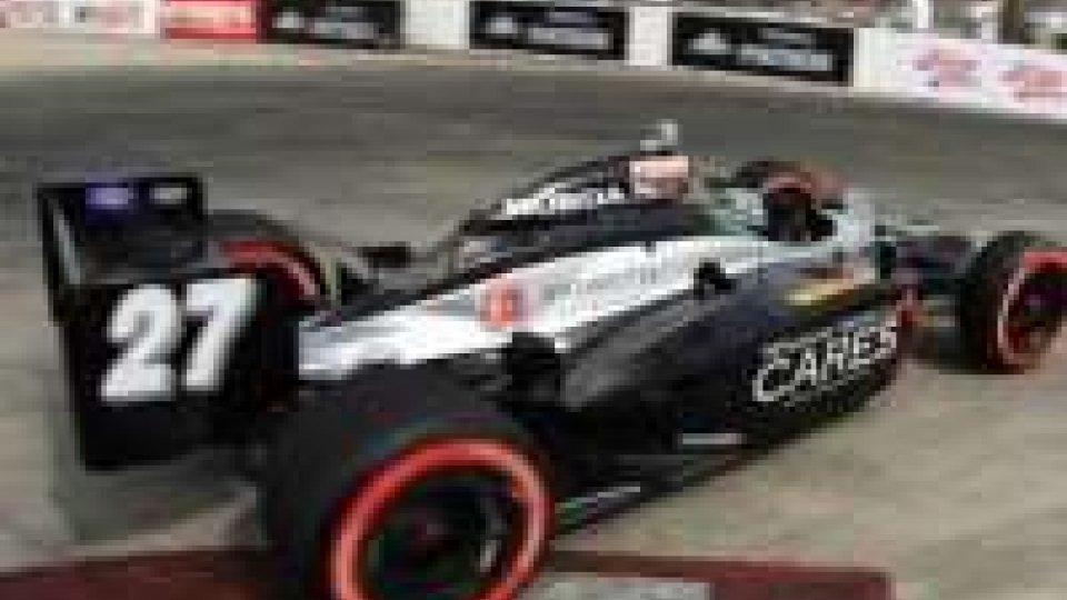Indycar: a Long Beach trionfa Conway.