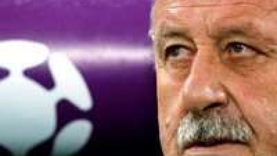 Euro 2012: Spagna, Del Bosque rimane fino al 2014