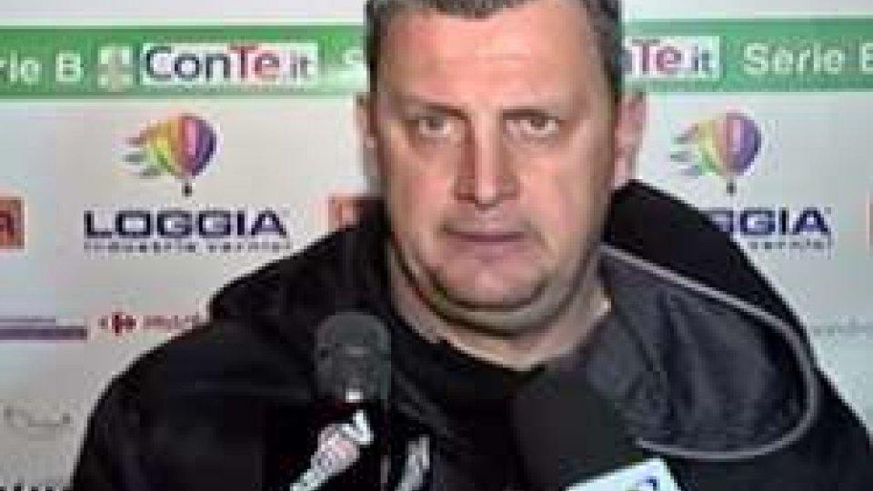 Andrea CamploneLatina-Cesena 1-1: il commento di Camplone