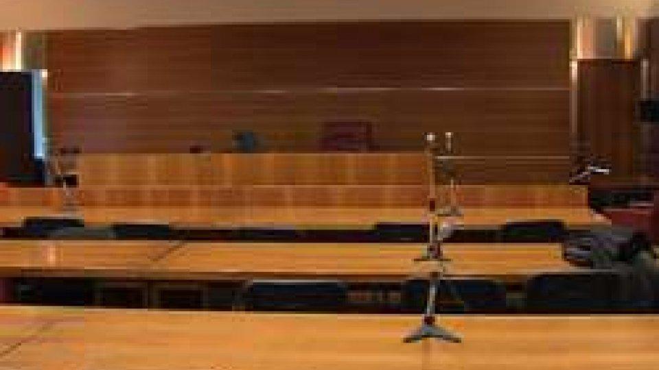 aula TribunaleCondannati per appropriazione indebita i soci della Lavanderia Sammarinese