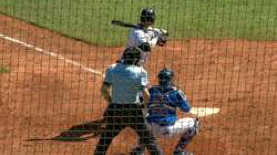 Baseball, T&A San Marino fuori dalla Coppa Italia