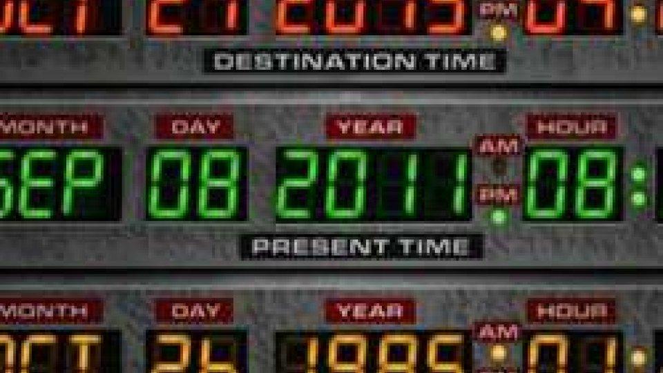 Oggi è il giorno di Ritorno al Futuro