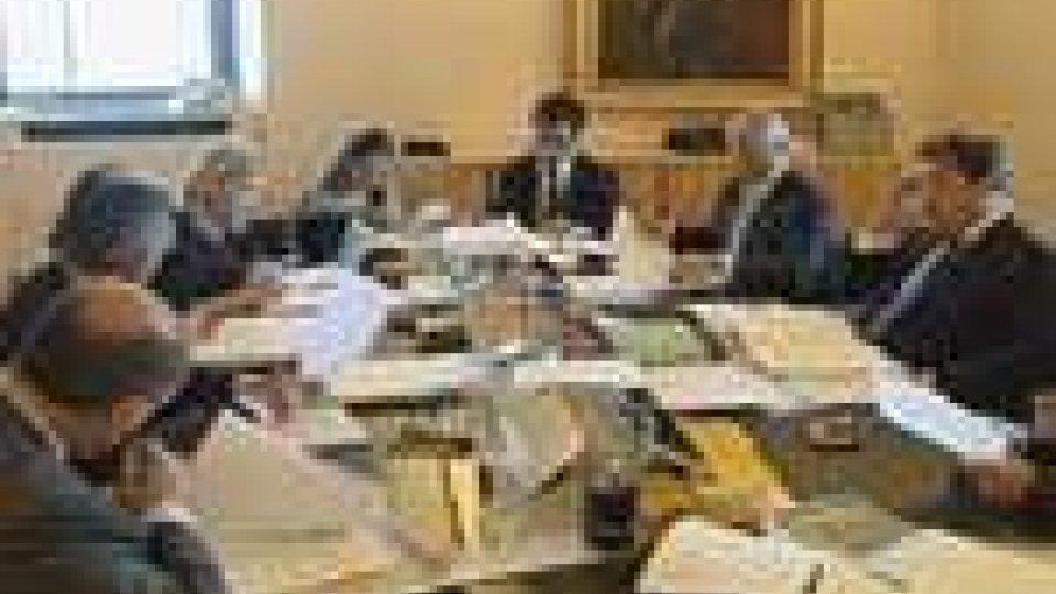San Marino - Martedì Congresso di Stato