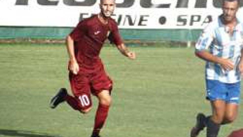 Il Santarcangelo batte 3-1 il Romagna Centro in amichevole