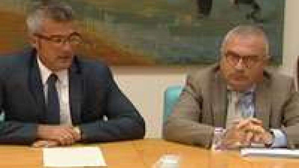 """Rimini. Presentato il """"Protocollo d'intesa per la legalità""""Rimini: presentato il Protocollo d'intesa per legalità, regolarità e sicurezza del lavoro negli appalti"""