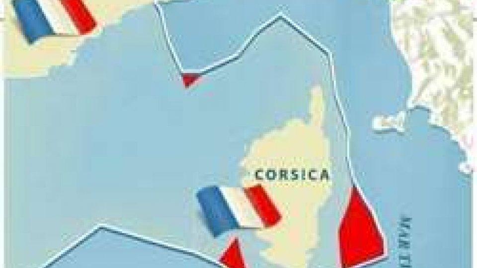 Cartine sbagliate, confini marittimi Italia-Francia non cambiano