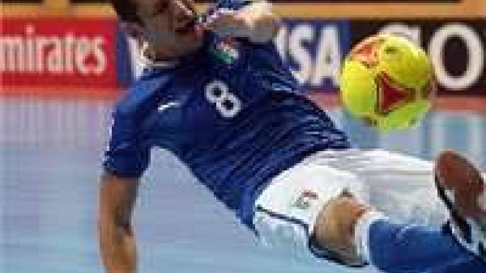Futsal: niente finale per l'Italia sconfitta dalla Spagna