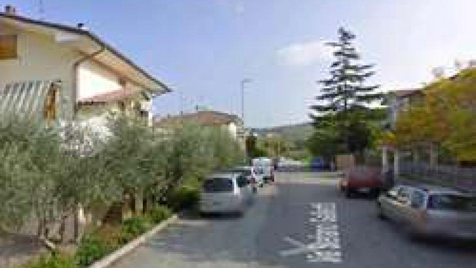 via Stefano Galletti (foto Maps)