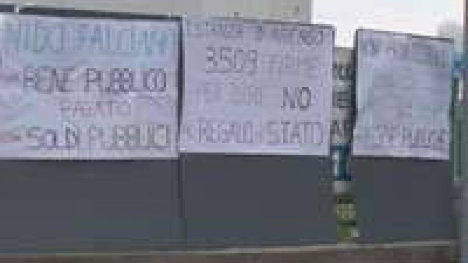 San Marino - Asilo nido di Falciano: stamattina manifestazione davanti alla scuola