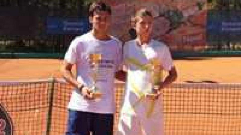 Marco De Rossi in finale nel torneo European Junior Tour Under 16 di Podgorica