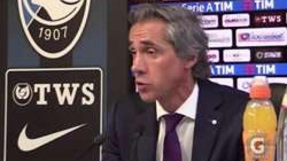 Paulo SousaAtalanta - Fiorentina 0-0