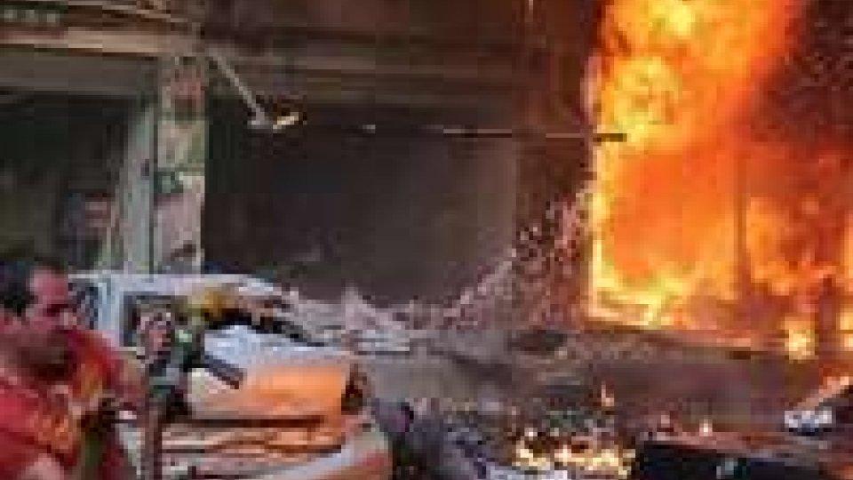 Attentati a Beirut, la Siria si dissocia.