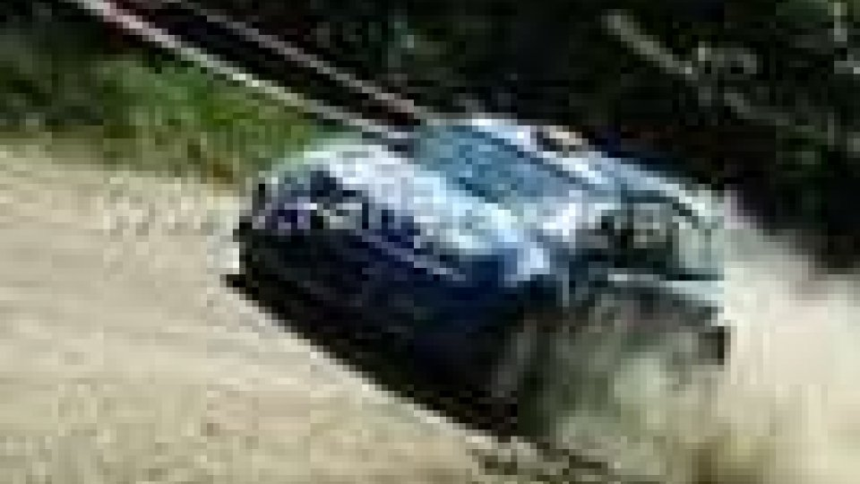 Rally San Marino: Longhi ancora in testa