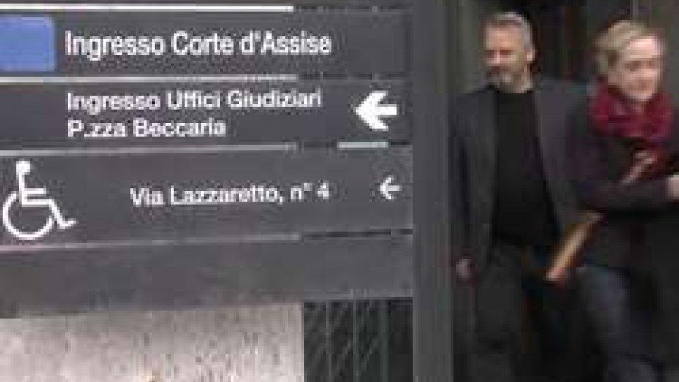 Stefano Ercolani e Barbara TabarriniRe Nero: 8 anni e 10 mesi la condanna per Stefano Ercolani e Barbara Tabarrini, assolto Venturini