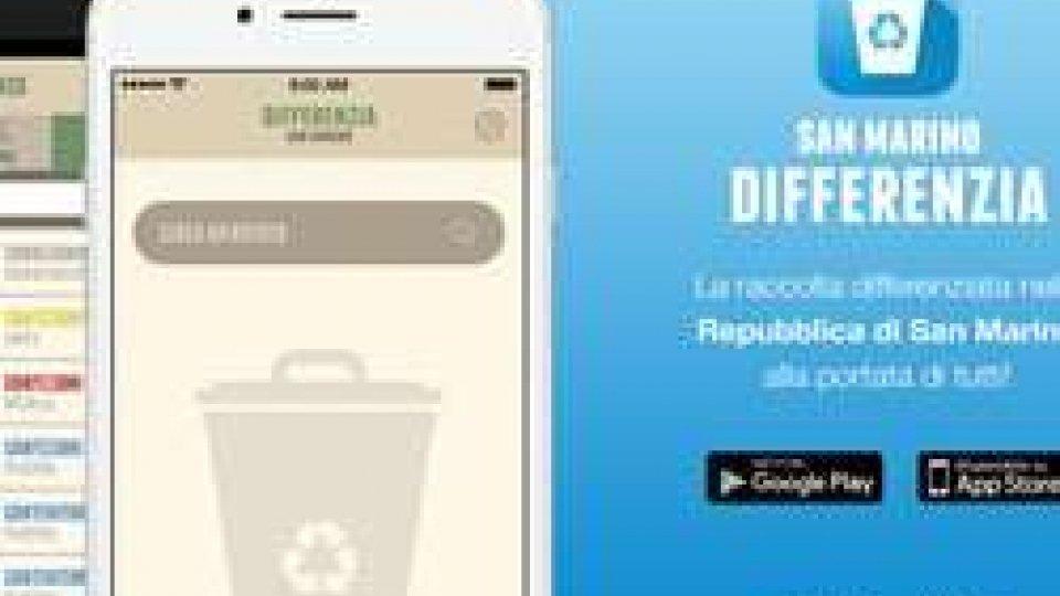 Disponibile il nuovo calendario di Acquaviva su San Marino Differenzia per iOS e Android