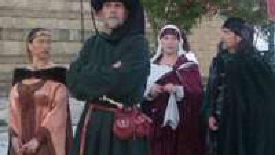 Il gruppo storico di San Marino a Zante