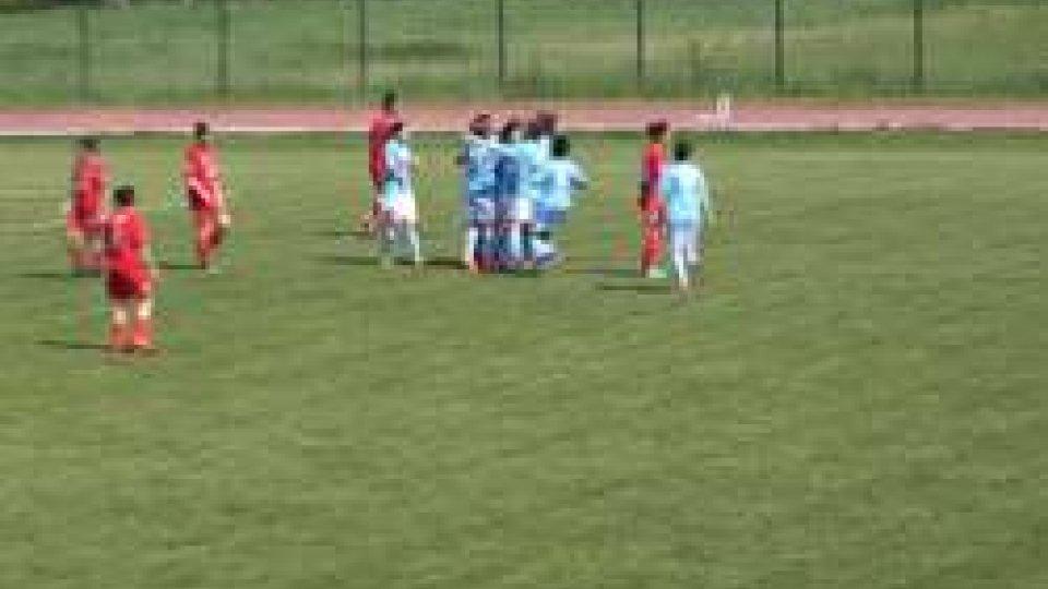 La San Marino Academy saluta la serie B con tre giornate d'anticipoLa San Marino Academy saluta la serie B con tre giornate d'anticipo