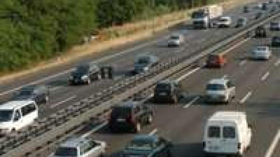 Traffico intenso ma scorrevole nel sabato che segue il Ferragosto