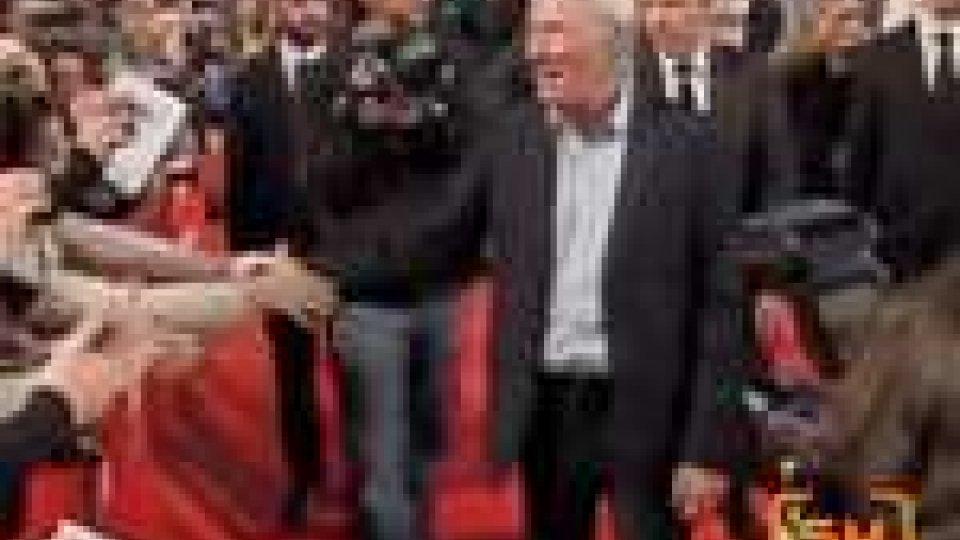 Richard Gere al Festival del cinema di Roma