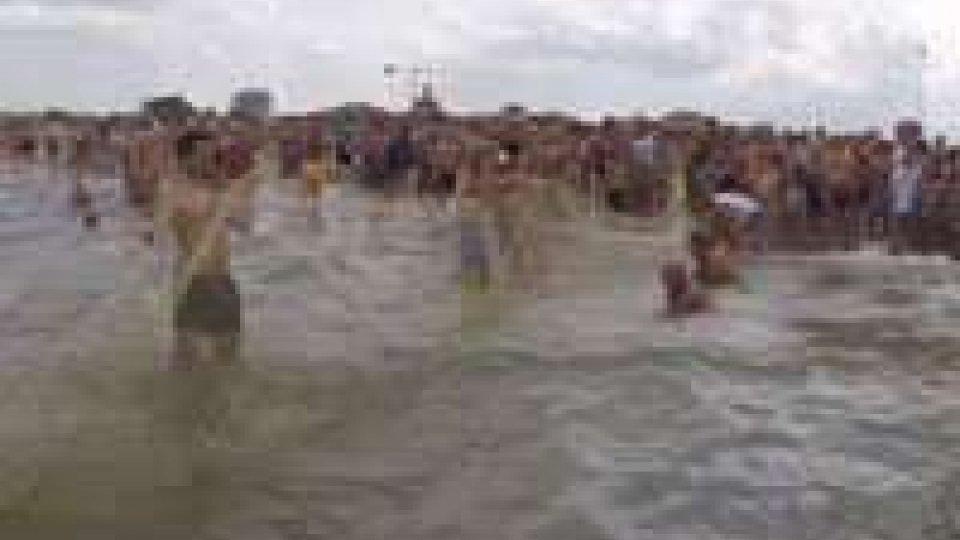 Pesca antica: rievocazione storica a BellarivaPesca antica: rievocazione storica a Bellariva