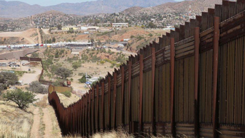 La barriera col Messico