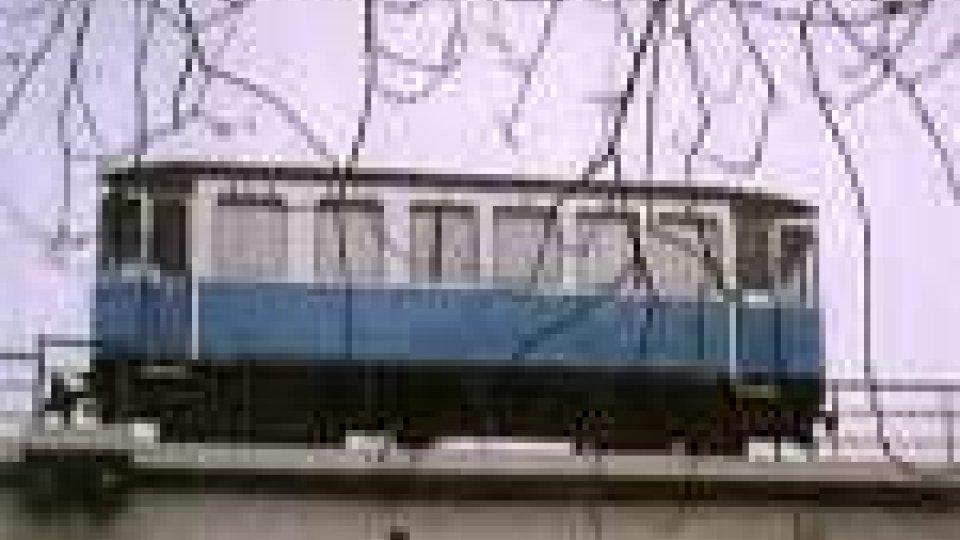 Il vecchio trenino San Marino-Rimini
