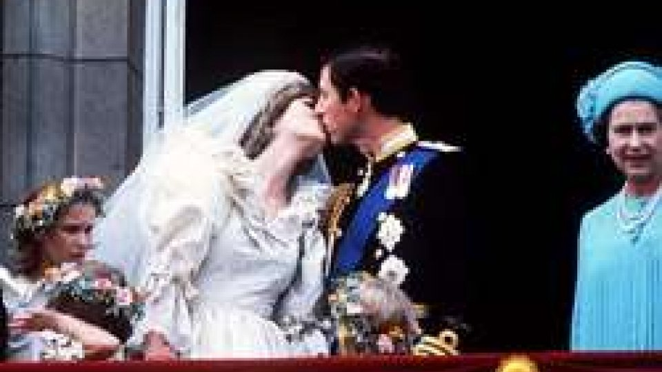 29 luglio 1981: il matrimonio di Carlo e Diana