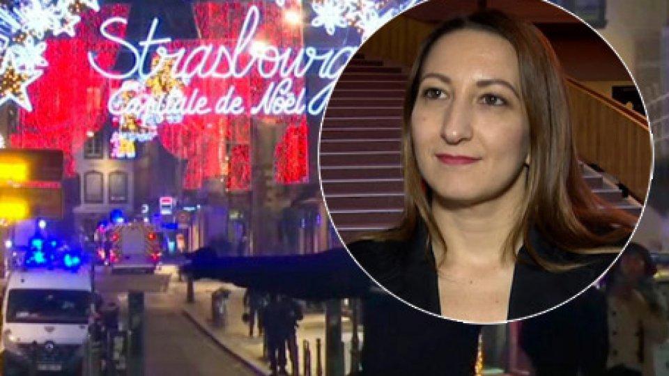 Sylvie BolliniAttentato di Strasburgo: il racconto del nostro ambasciatore Sylvie Bollini
