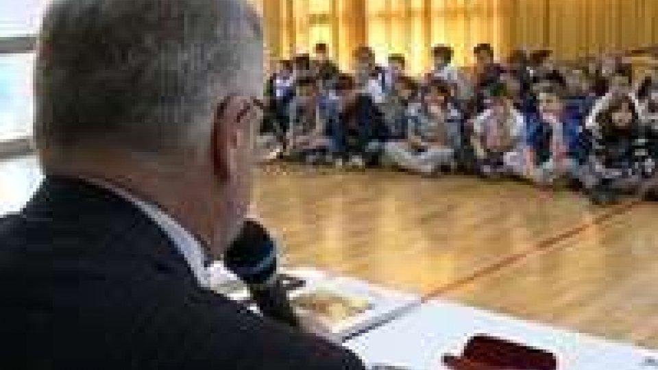 """San Marino - Il Segretario Morri racconta """"La Dogana"""""""