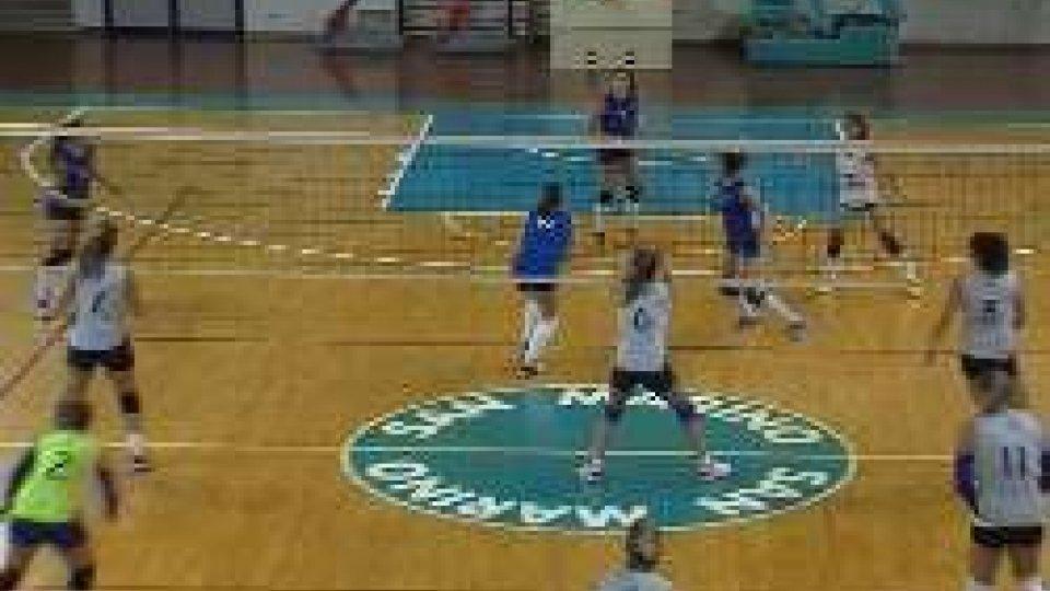 Volley: vittoria per Titan Services e Banca di San MarinoVolley: vittoria per Titan Services e Banca di San Marino