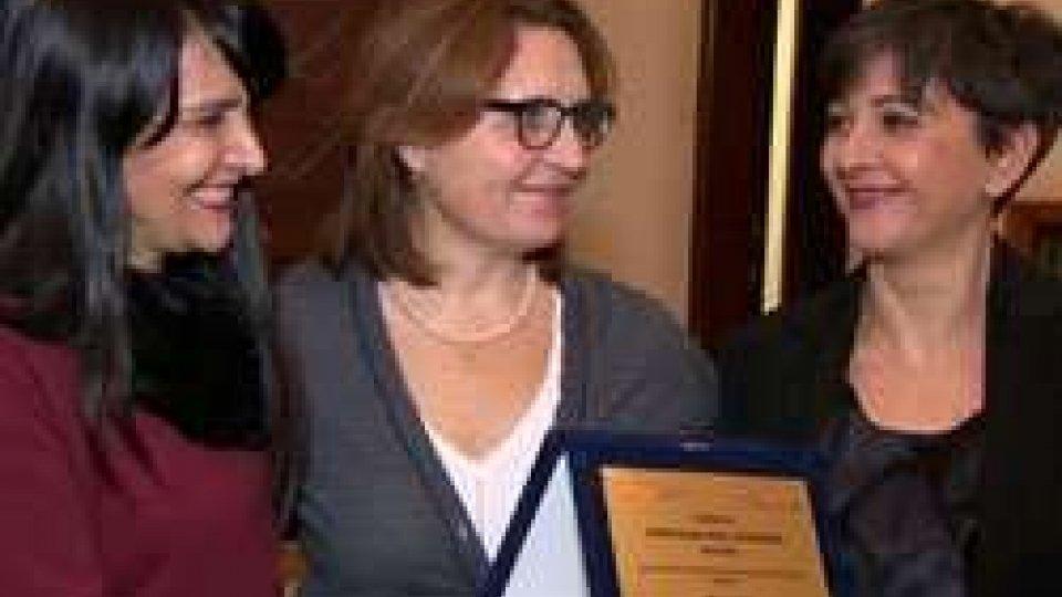 "Pesaro, 7 imprenditrici premiate con il riconoscimento ""Valore donna international""Pesaro, 7 imprenditrici premiate con il riconoscimento ""Valore donna international"""