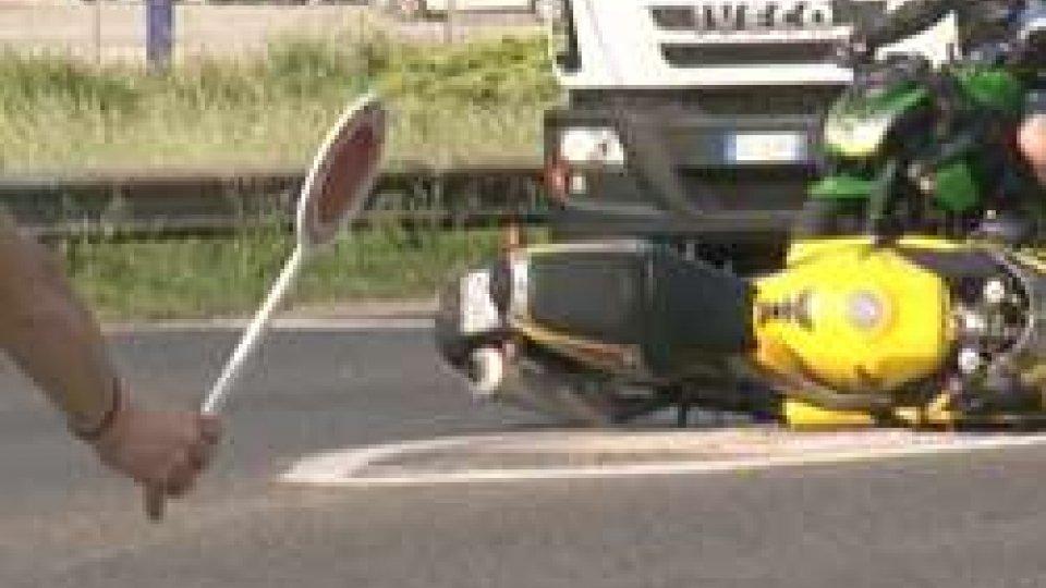 Incidente in Adriatica, perde la vita motociclistaIncidente in Adriatica, perde la vita motociclista