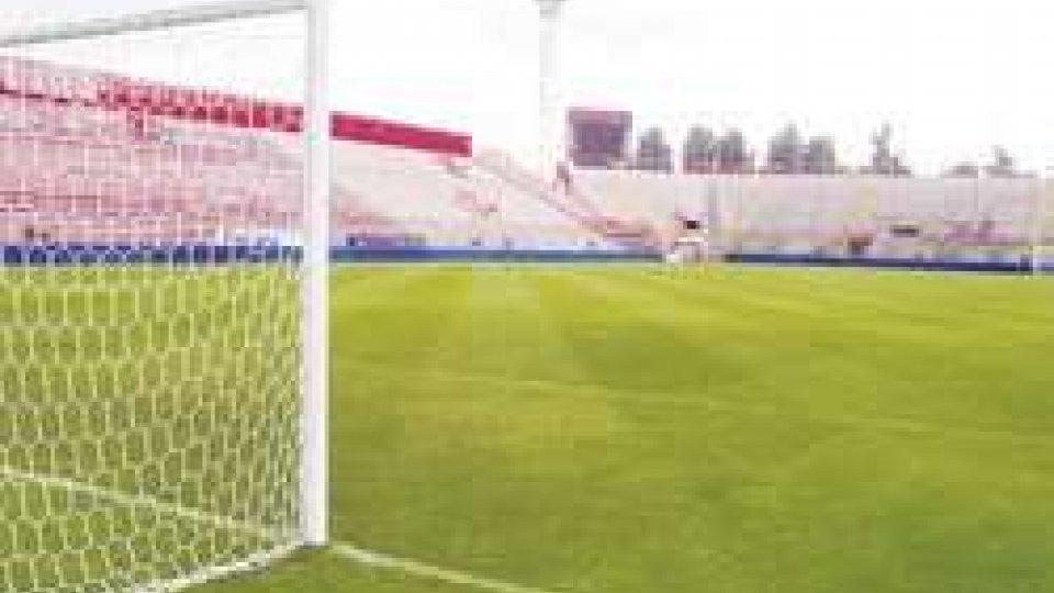 San Marino - Campobasso: ancora sconosciuto il luogo del match