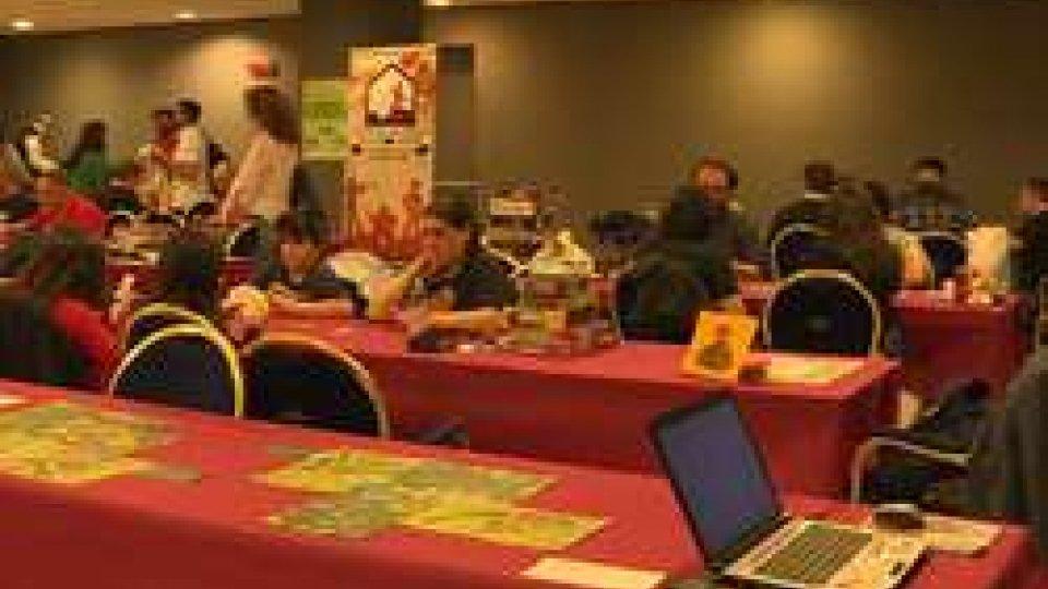 San Marino Game ConventionLe sfide sui tavoli si accendono: secondo giorno per la San Marino Game Convention