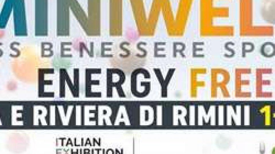 Partenza carica di energia per Riminiwellness 2017