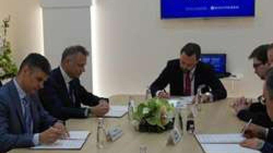 AIRiminum 2014: firmati due importanti accordi per potenziare il turismo tra Italia e Russia