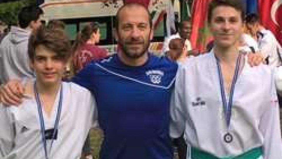 Taekwondo: due medaglie ai Regionali di Calcara