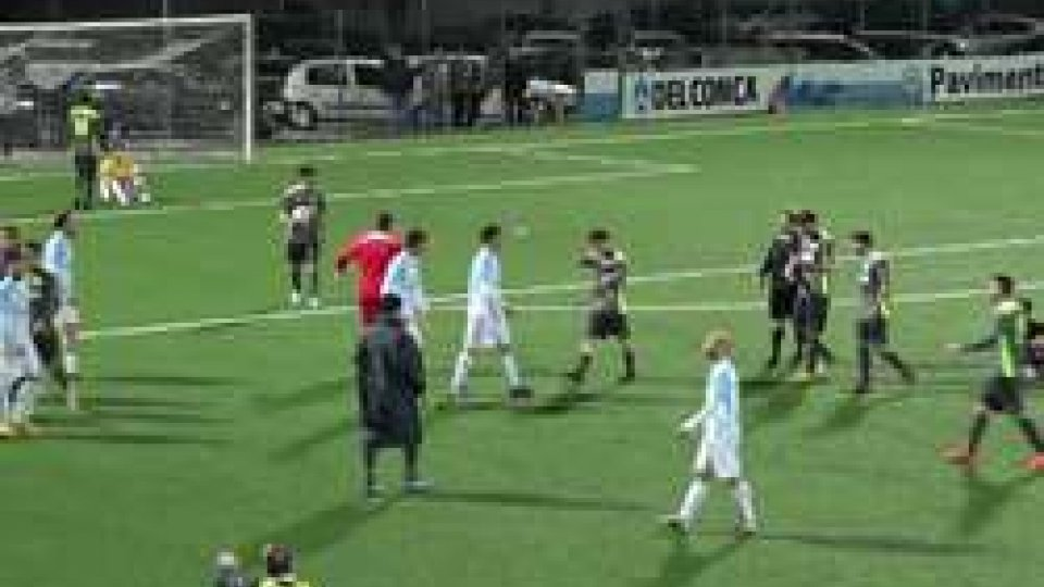Juvenes/Dogana – Tre PennePlay Off: Tre Penne avanti, Juvenes/Dogana eliminata