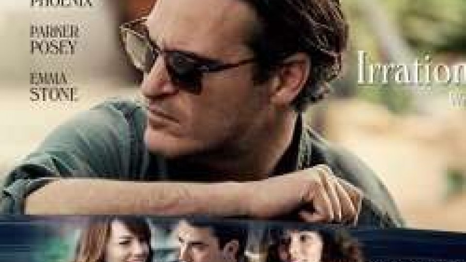 Irrational Man, film