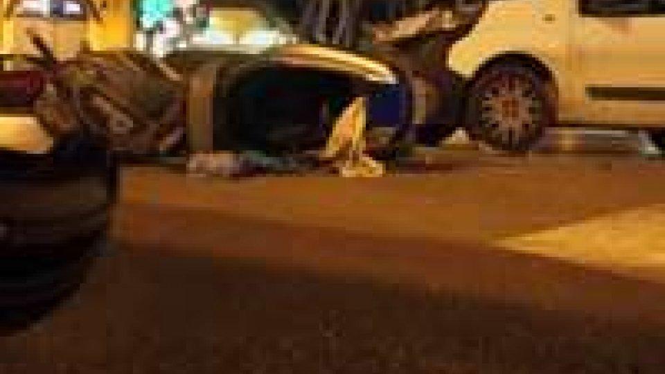 Rimini: ennesimo incidente. Grave ragazzo 26enne