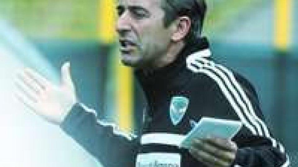 Giampaolo a Brescia per firmare rescissione contratto