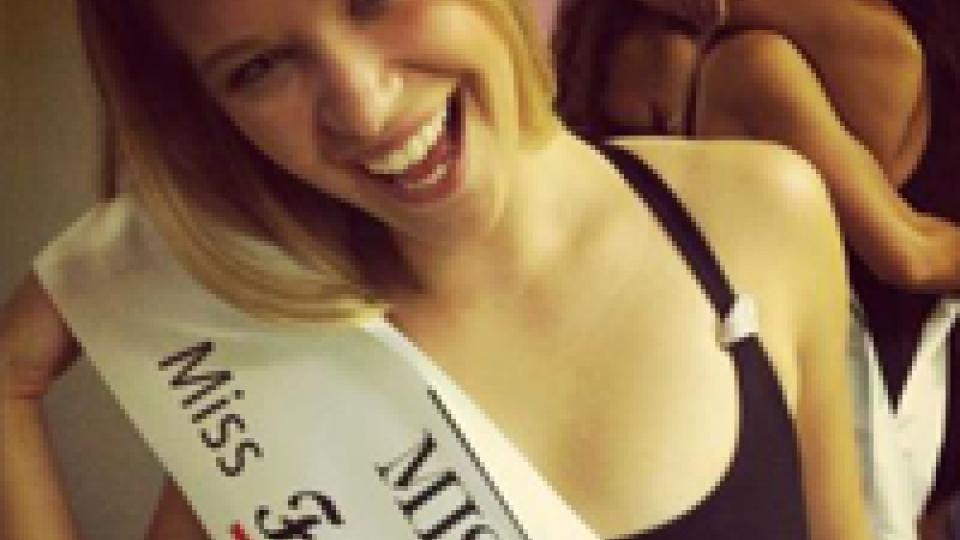 Miss forme morbide: proclamata Sonia Di Palma