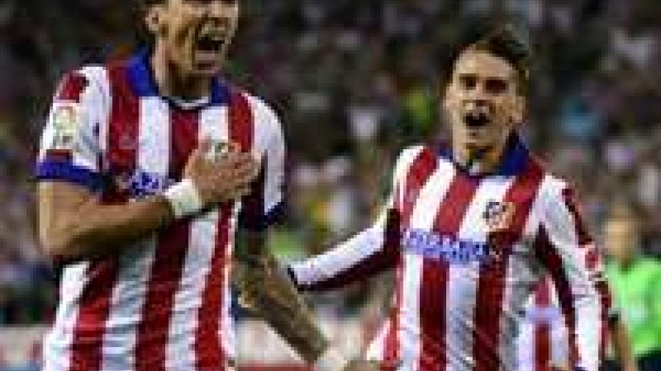 Supercoppa di Spagna: trionfa l'Atletico, Real ko